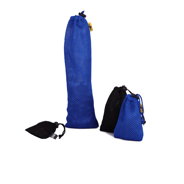 mesh bags with drawstring