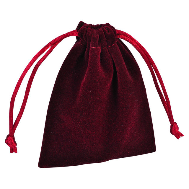 velvet pouches wholesale