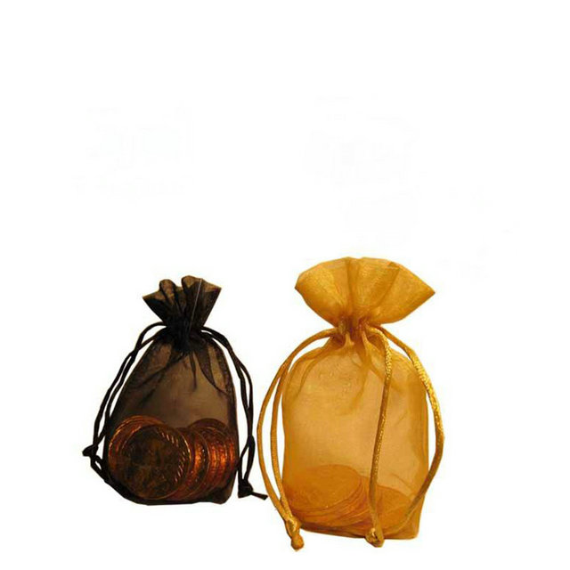 wholesale organza drawstring gift bags organza wedding favour bags