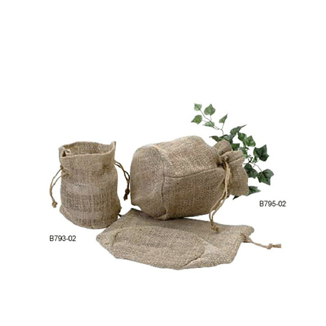 drawstring jute bag munufacturer
