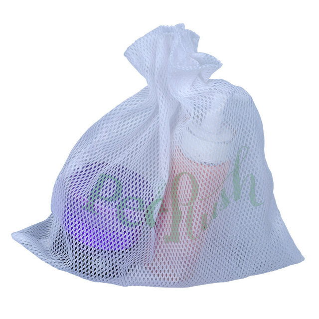 mesh bag shopping pouch