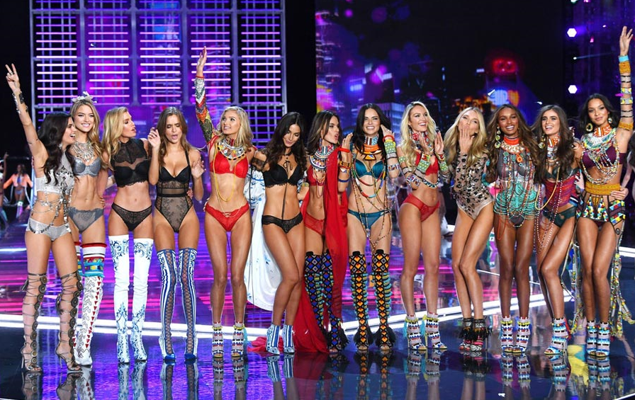 Iconic moments from Victoria's Secret Fashion Show