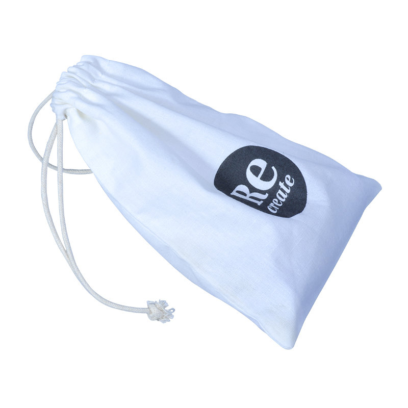 Factory price cotton pen pouch with printed logo
