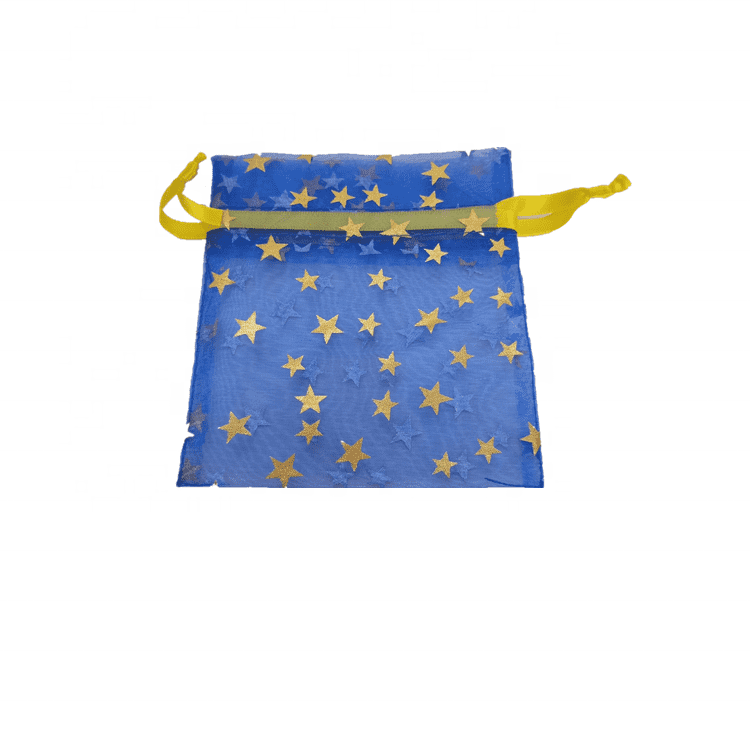 Luxury candy star bags for wedding