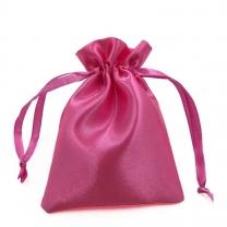 hotsale satin bag jewelry bag with pringting logo