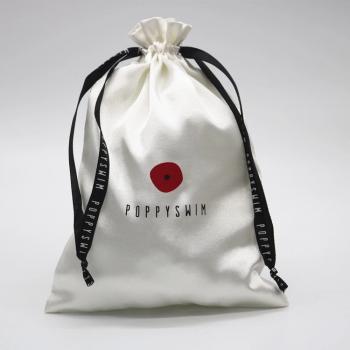 White satin bag.png