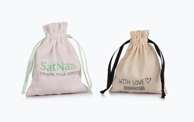 The difference between canvas drawstring bag and cotton drawstring bag