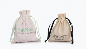 How to clean canvas drawstring bags