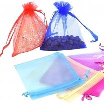 wholesale large organza bags bulk organza wedding favour gift bag