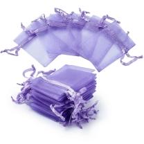 custom organza bags small organza drawstring gift bags