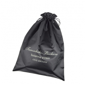 With Customized Logo Satin Gift Bag for shoes/hair/gift package