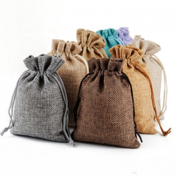 Drawstring Bags for Candy Handmade Soap Jewelry Packaging