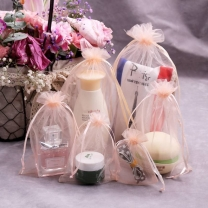 Drawstring Organza Bags small Pouches Jewelry Package Bags Christmas Wedding Packaging Gift Bags