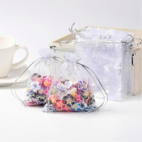Small Organza Pouches Jewelry Packaging Gift Bags