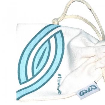 free sample cotton drawstring bag with printed logo velvet