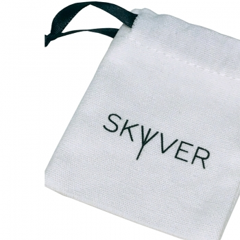 Customized printed logo canvas/cotton/muslin recycled sex toys bags