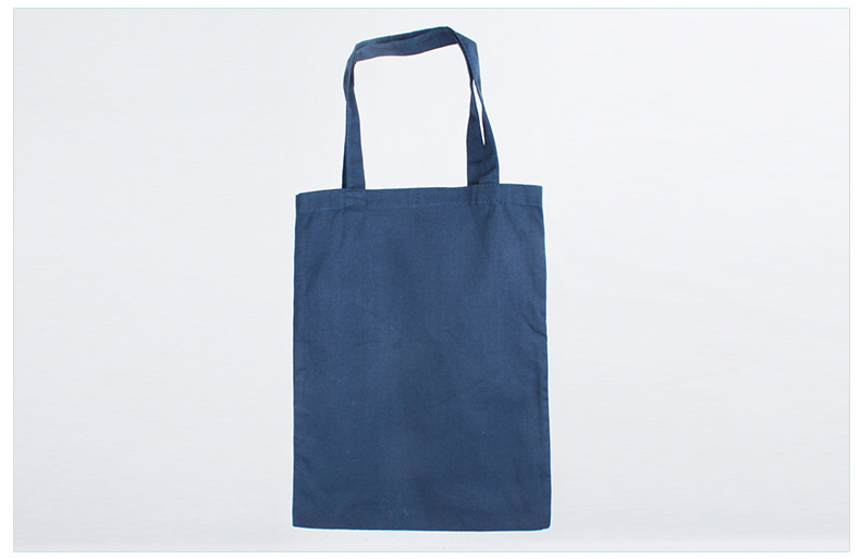 The process of custom canvas tote bag